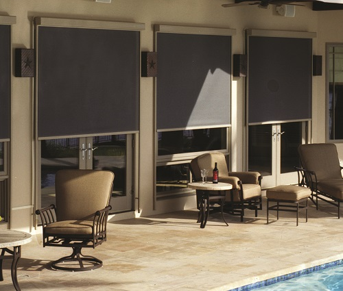 Exterior Solar Shades For Privacy. Privacy Shade