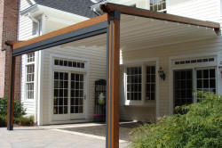 Patio Pergola Awning
