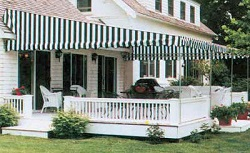 Custom Stationary Awnings | Northern NJ | Awnings Bergen