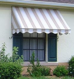 window canopy SunCatcher II & Window and Door Canopies | Northern NJ | Awnings Bergen