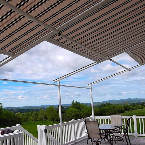 Awnings For Bergen County Window Works Of Nj